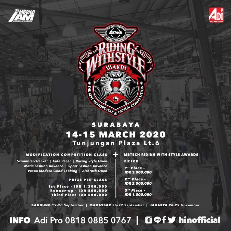 IAM MBtech 2020 Surabaya – RWSA