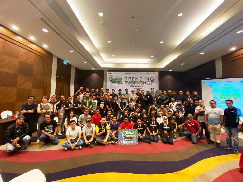 NMAA Trending Workshop Pekanbaru 2020