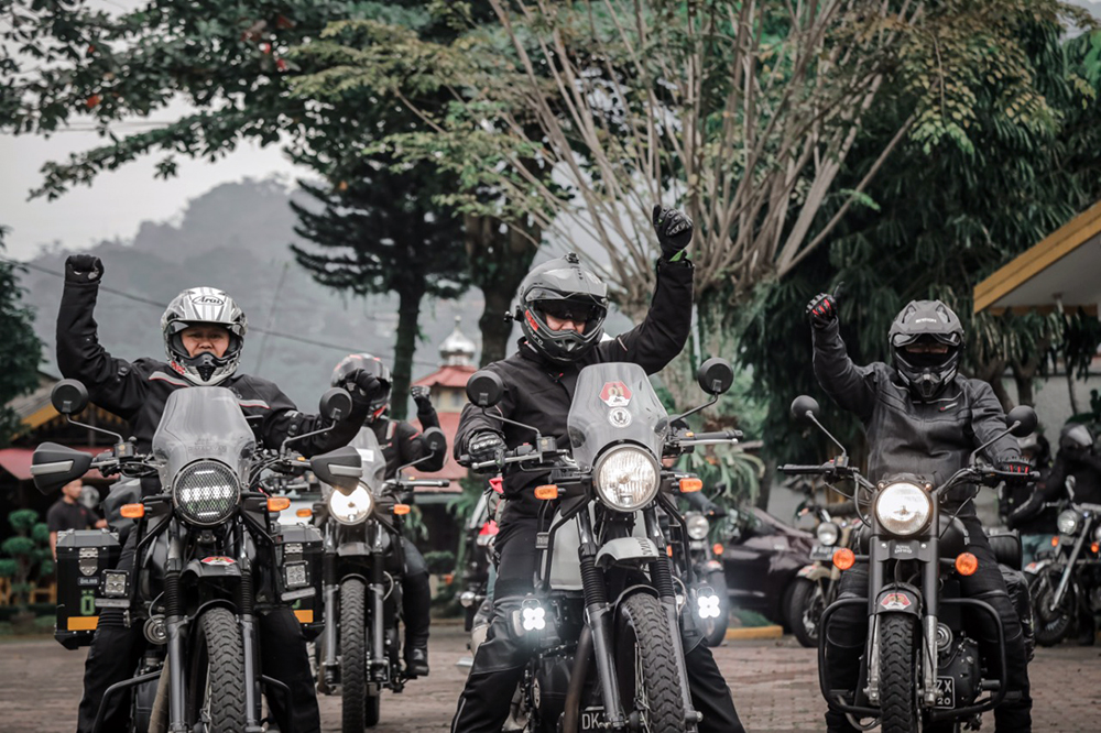 Royal Enfield Tour of Indonesia – Day 1 (2)