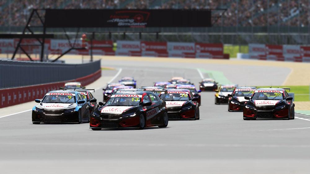 Honda Kembali Gelar HRSC Seri Keempat di Sirkuit Virtual Interlagos oleh - nissanserena.xyz