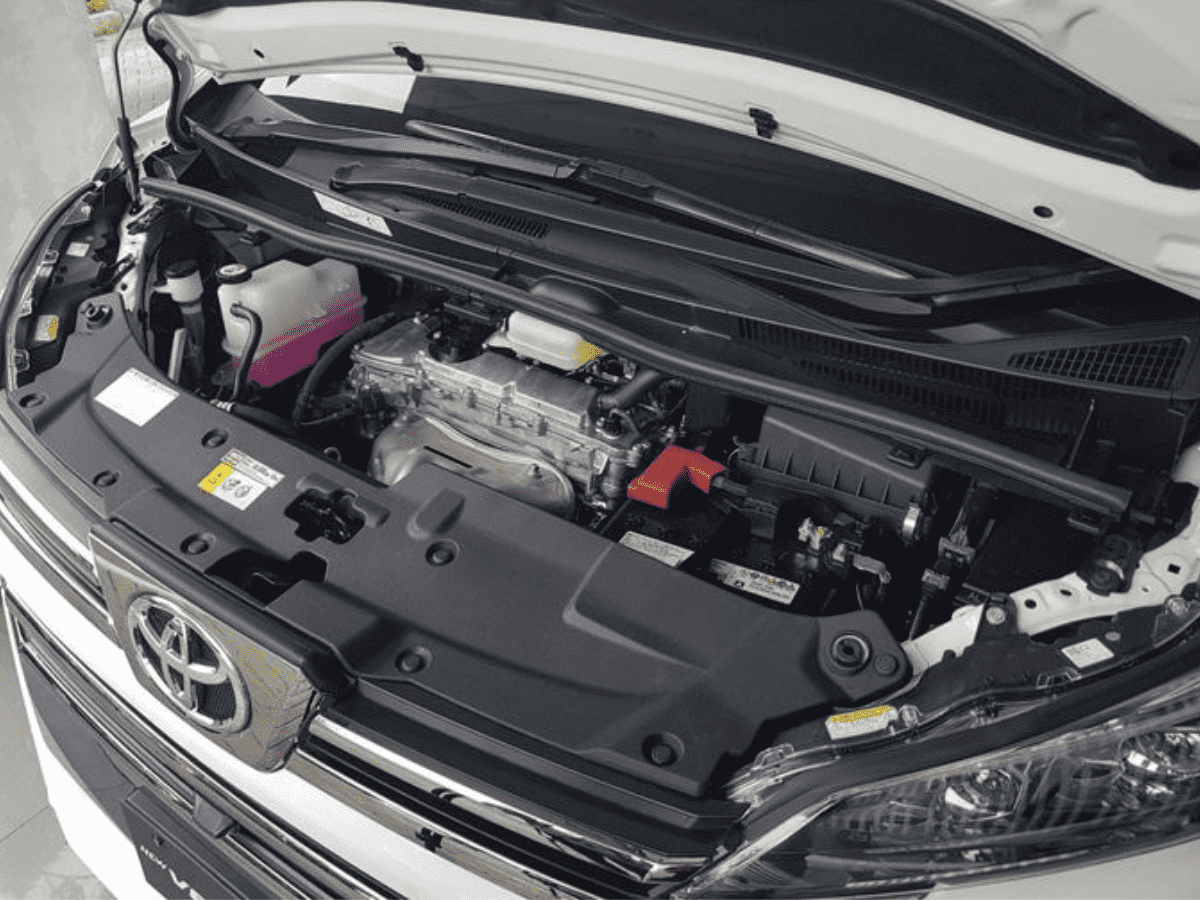 Mesin Toyota Alphard