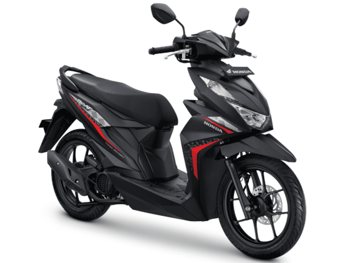 Desain Honda BeAT vs Yamaha Gear
