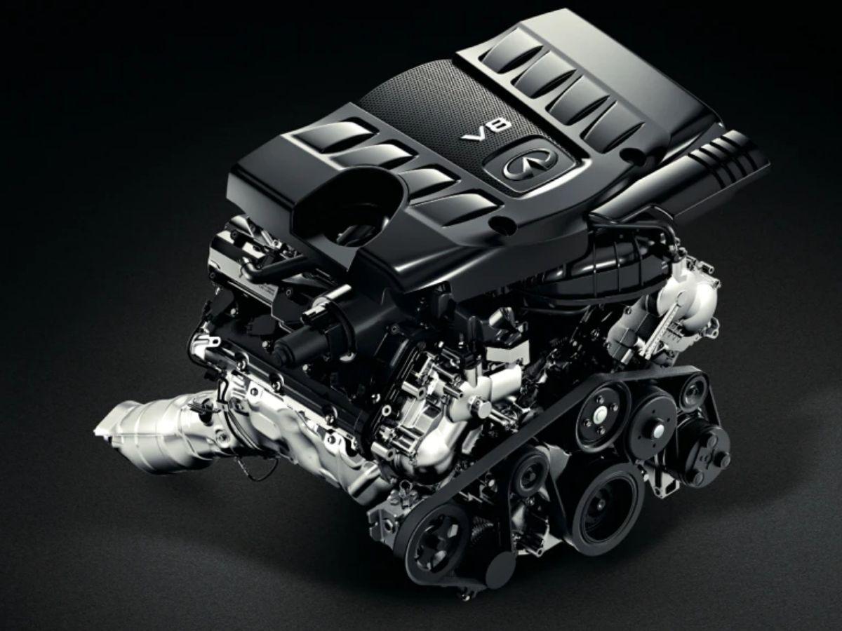 Mesin V8 32-Valve Infiniti QX80