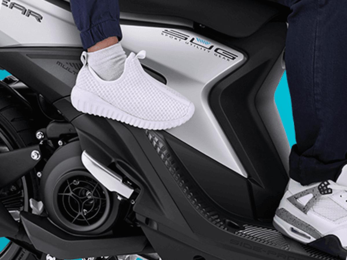 Fitur Yamaha Gear