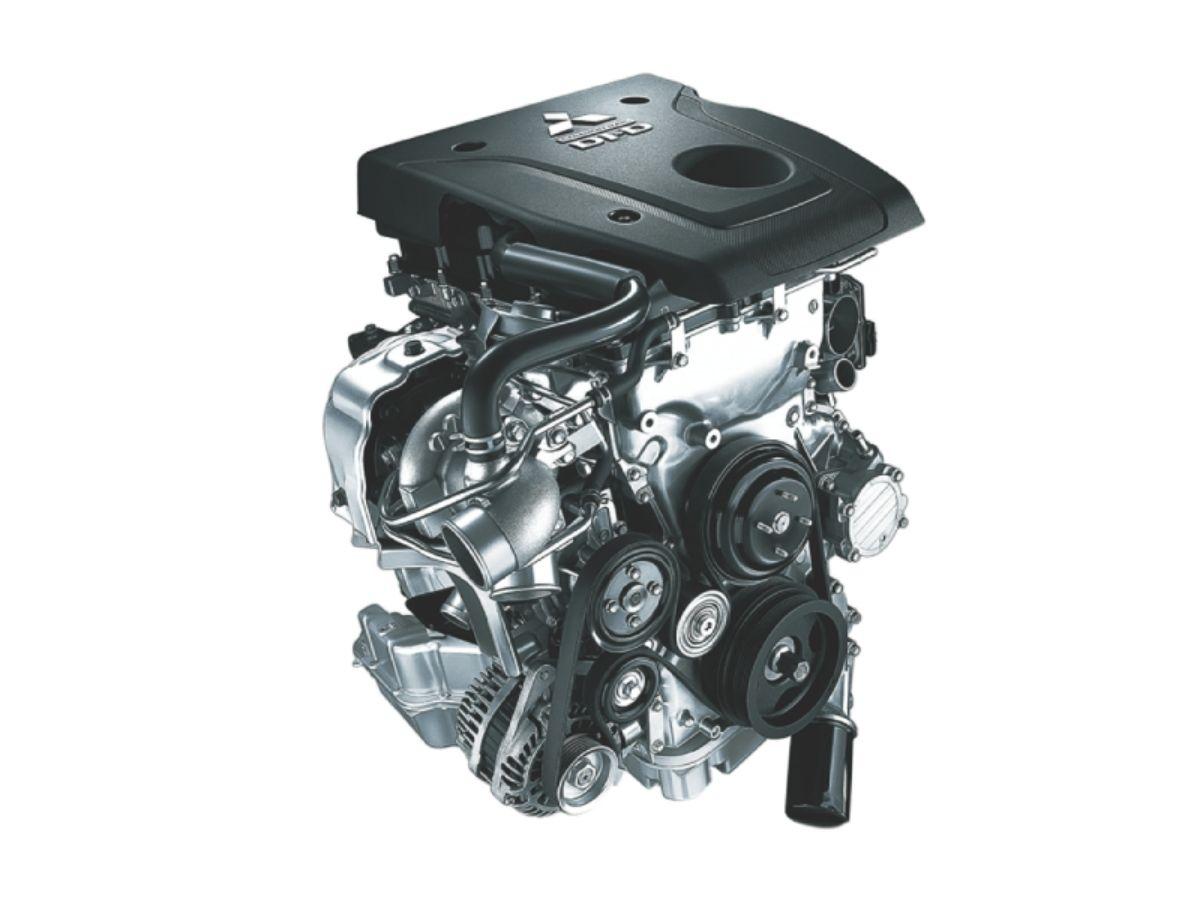 Mesin 2.4L 4N15 Turbodiesel MIVEC Mitsubishi Triton