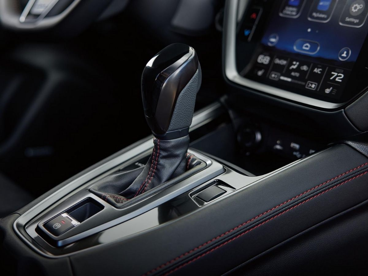 Subaru Performance Transmission with Paddle Shifters