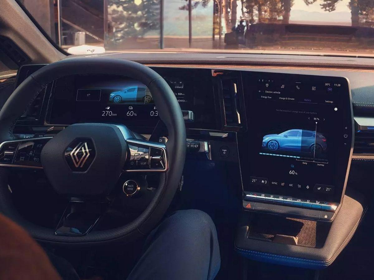 Performa kendaraan listrik Renault Megane E-Tech