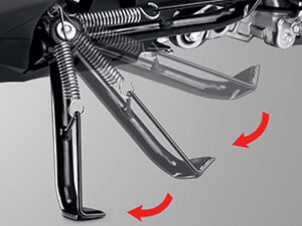 Fitur Keamanan Yamaha Gear