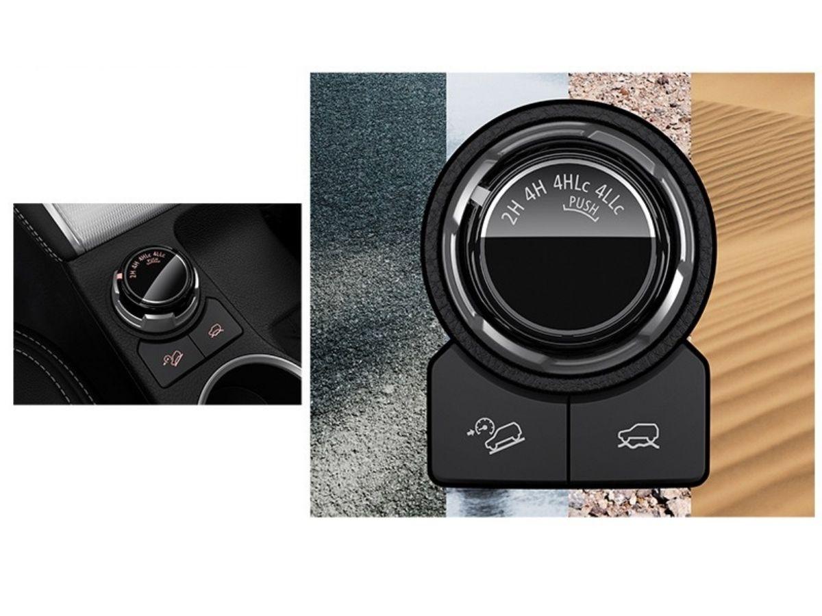 Super Select 4WD-II Mitsubishi Triton