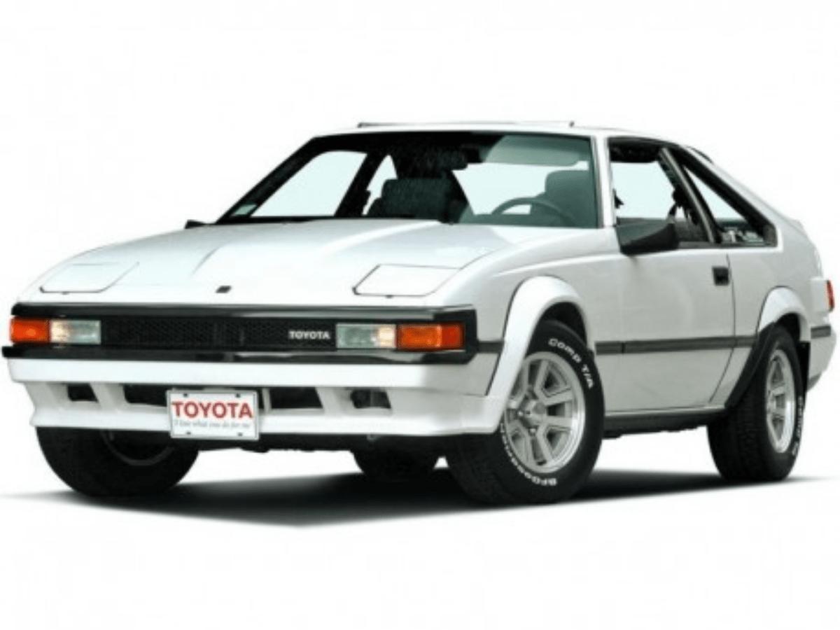 Toyota Supra A60