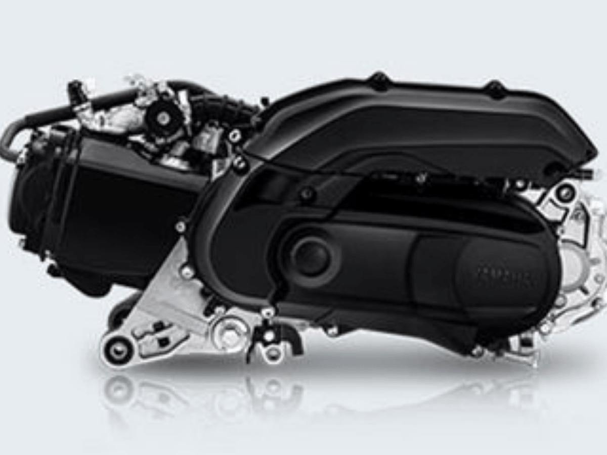 Mesin Yamaha Gear