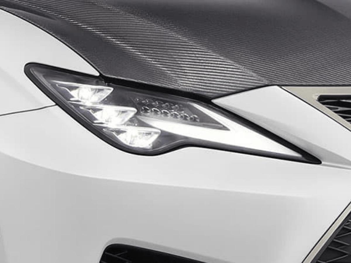 Triple-beam LED Headlamps Lexus RC F Fuji Speedway Edition