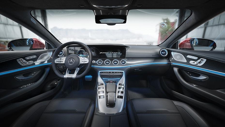 Interior Mercedes-Benz AMG GT 63S E 4Matic+