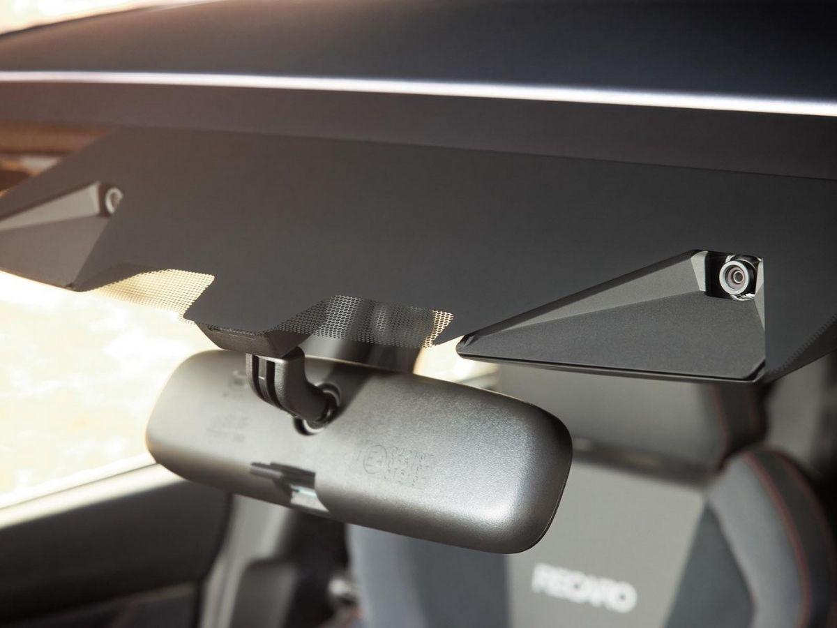 EyeSight Driver Assist Technology Subaru WRX 2022