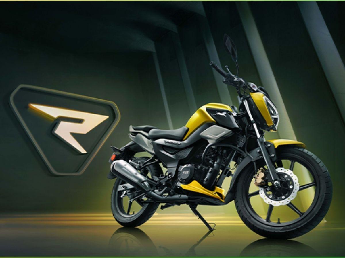 TVS Raider 125 cc 2022