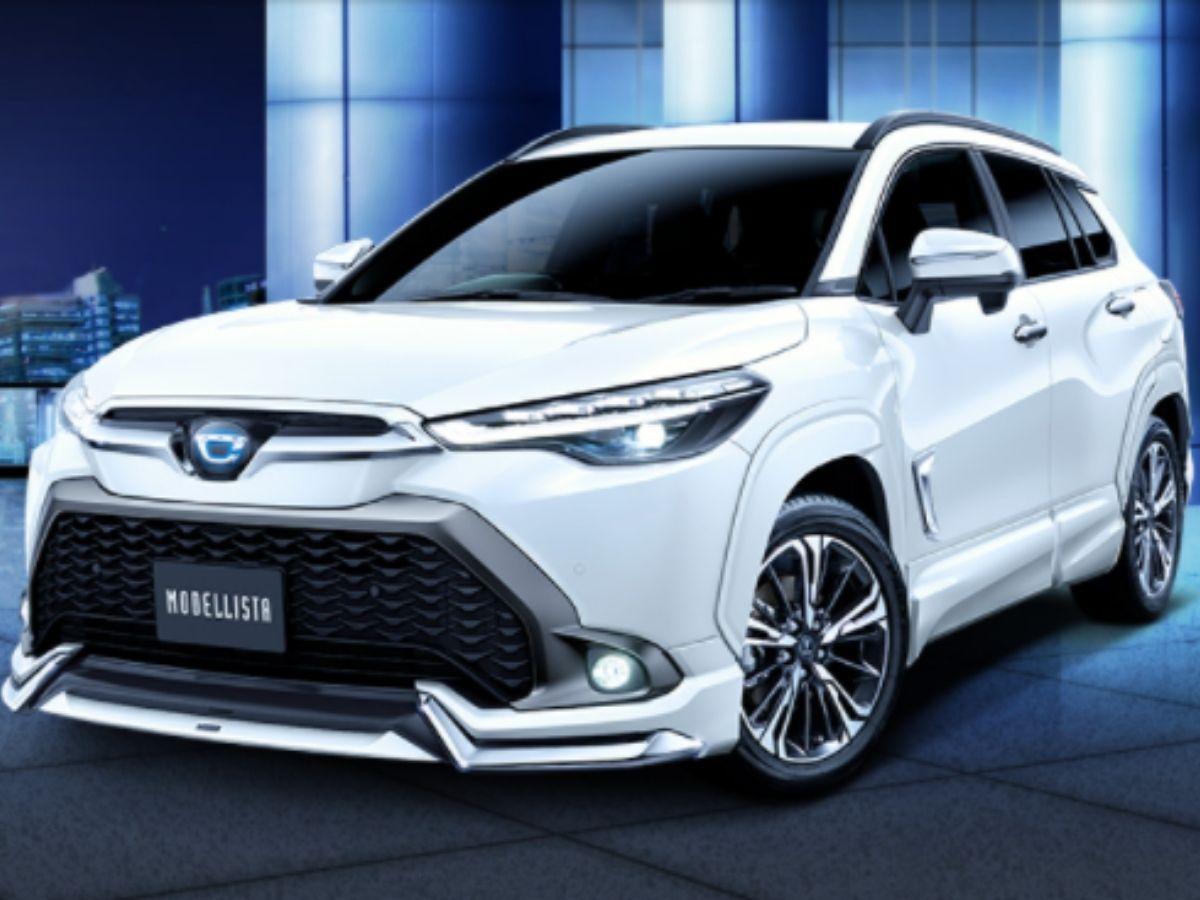 Toyota Corolla Cross Modellista 2022