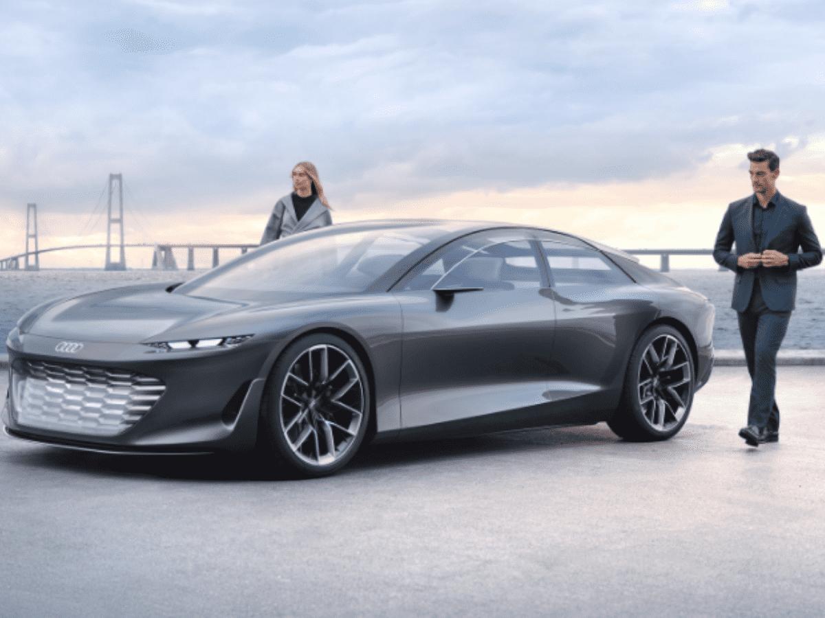 Mobil Konsep Audi Grandsphere
