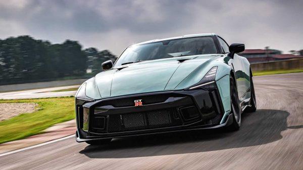 Generasi Terbaru Nissan GT-R R36 Akan Segera Meluncur