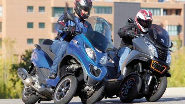 Dianggap Menjiplak Motor Piggio, Peugeot Motorcycle Didenda Hingga Puluhan Miliyar Rupiah
