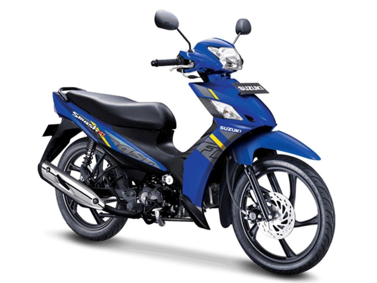 Suzuki New Smash FI