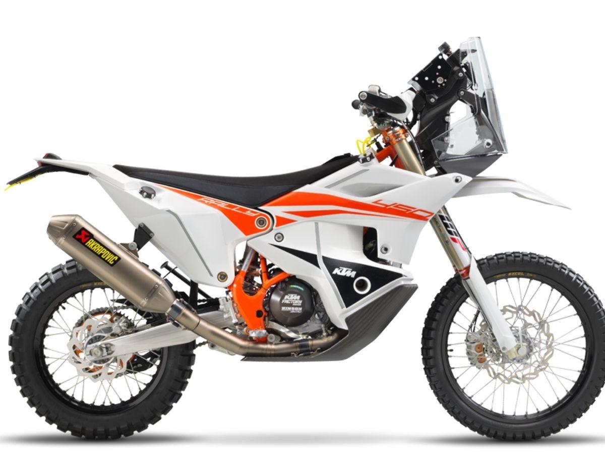 450 Rally Factory Replica 2022