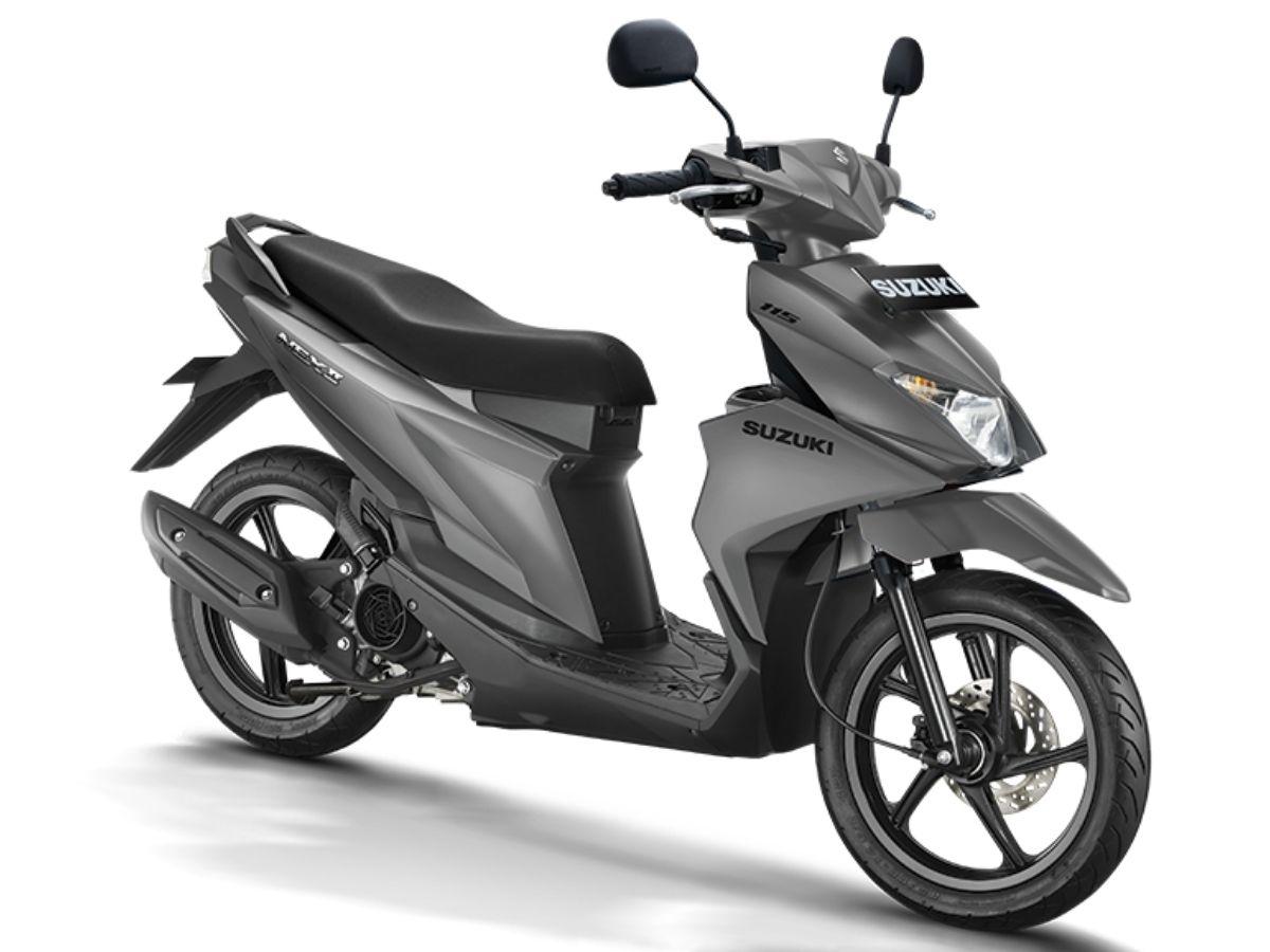 Suzuki NEX II Elegant