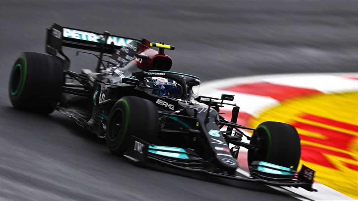 Valtteri Botta Raih Kemenangan Perdana Ditahun 2021 Di GP Turki