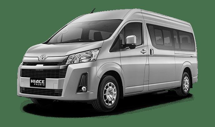 Toyota Hiace, Andalan Toyota Untuk Kebutuhan Mobil Travel