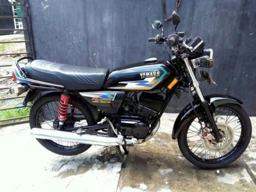 Tampilan Yamaha RX-Special