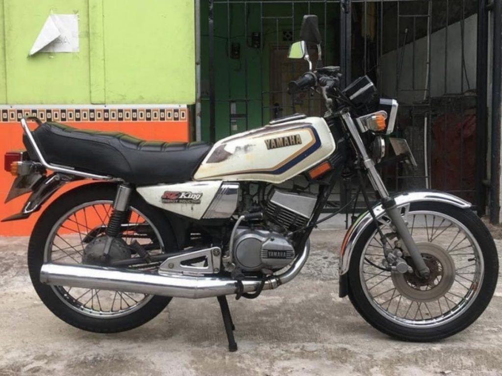 Tampilan Yamaha RX-King Cobra
