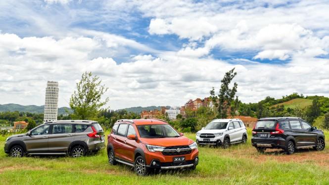 Daftar Harga Mobil Suzuki Terbaru Bulan Oktober 2021