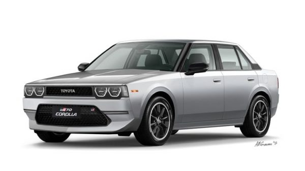 Membangkitkan Nostalgia Toyota Corolla DX Dengan Nafas Gazzo Racing