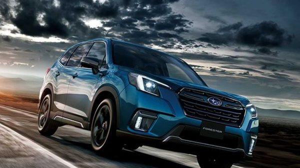 Generasi Terbaru Subaru Forester Akan Menggunakan Teknologi Hybrid Toyota, Meluncur Di Tahun 2023
