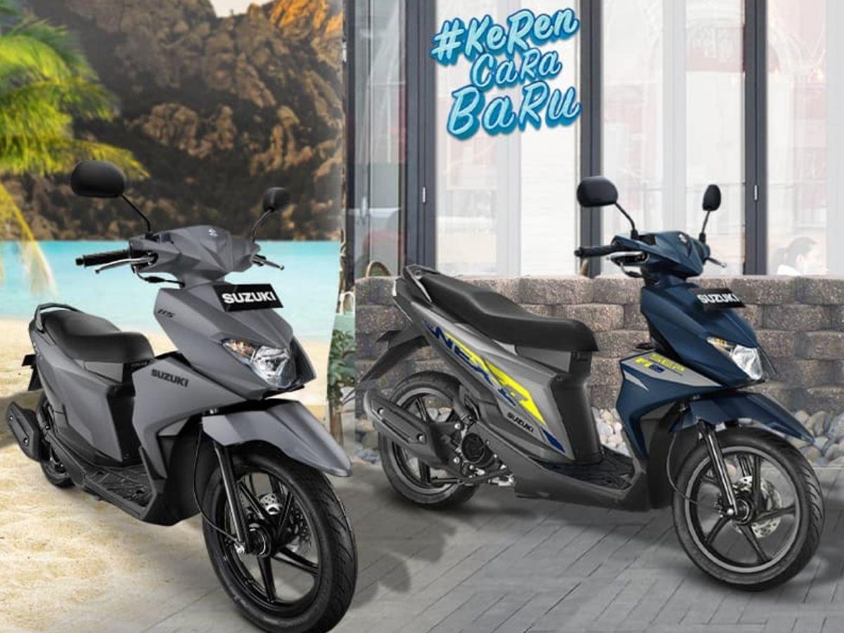 Harga Motor Suzuki Oktober 2021