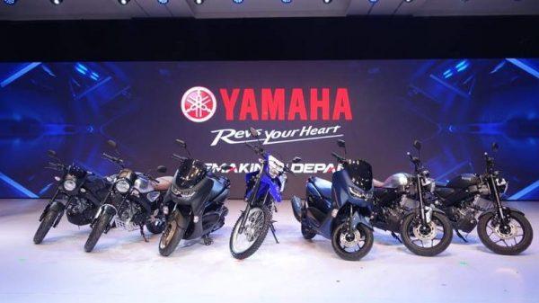 Daftar Harga Motor Yamaha Terbaru Per Oktober 2021