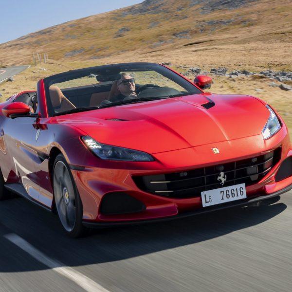 Dua Fitur Dari Formula Satu Hadir Di Ferrari Portofino M