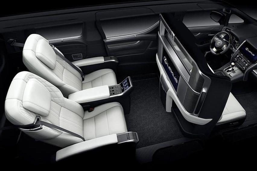 Mengintip Lexus LM350 Yang Jadi Incaran Pejabat dan Konglomerat