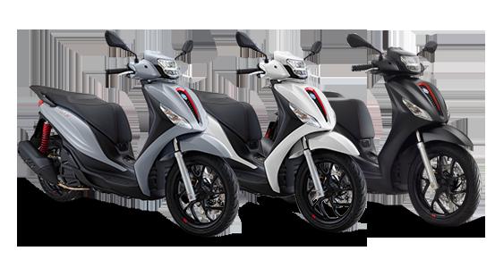 Daftar Harga Motor Piaggio Terbaru Oktober 2021