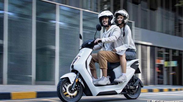 Honda U-Go, Skuter Listrik Matic Dari Honda Untuk Pasar Tiongkok